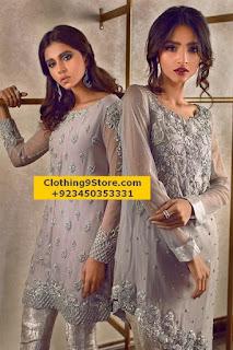 Rozina Munib Pakistani Wedding Dressess
