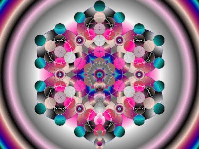 Musik Harmonik, Simbol Geometri Suci