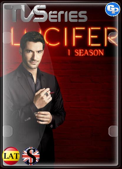 Lucifer (Temporada 1) HD 720P LATINO/INGLES