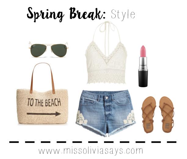 Spring break 2016: beach outfit ideas for cheap!