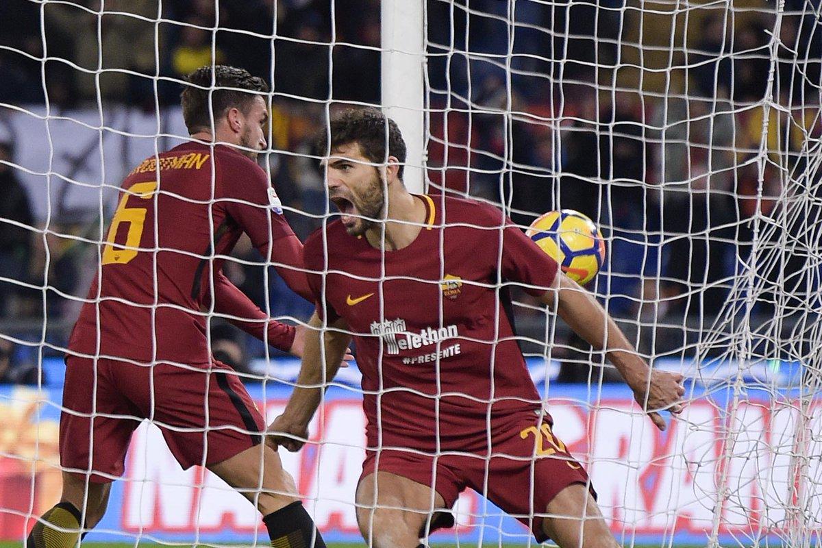 نتيجة مباراة روما وكالياري بتاريخ 06-10-2019 الدوري الايطالي