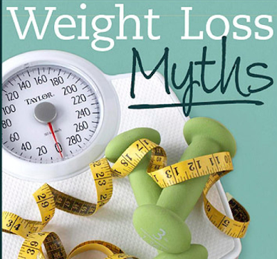 Myth or truth? 8 statements about weight loss