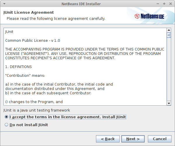 Unit License Agreement