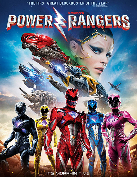 مشاهدة فيلم Power Rangers 2017 مترجم