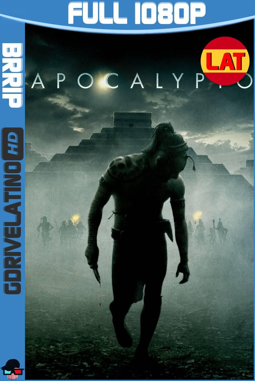 Apocalypto (2006) BRRip 1080p Latino-Maya MKV