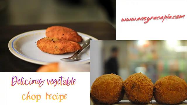 Easy to make delicious vegetаble chор reсiрe street style