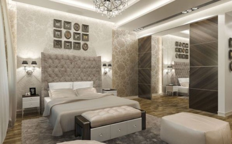 Foundation Dezin & Decor...: Classy Modern Master Bedroom