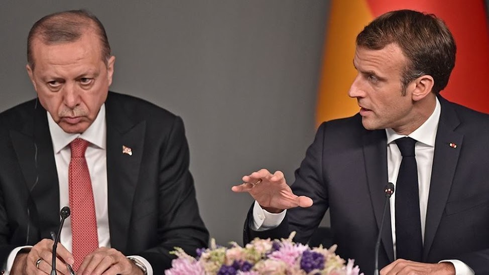 Τι οδηγεί στη μείωση των εντάσεων μεταξύ Γαλλίας και Τουρκίας
