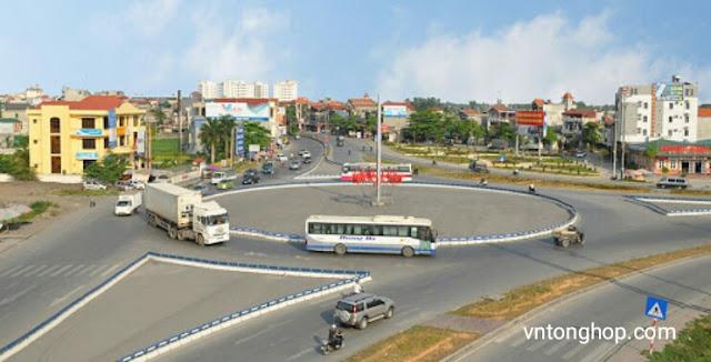 Thành phố Uông Bí - Quảng Ninh