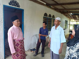 (VIDEO) Program sehari di Hulu Terengganu, terima kasih menjadi tuan rumah dalam program sehari Badan Perhubungan UMNO Negeri Terengganu bersama masyarakat semalam
