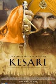 Download Kesari (2019) Full Movie 480p Bluray
