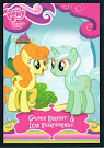 My Little Pony Golden Harvest & Lyra Heartstrings Series 1 Trading Card