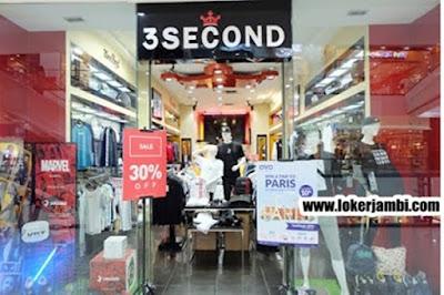 Lowongan Kerja Jambi Store 3second Januari 2020 Loker Jambi