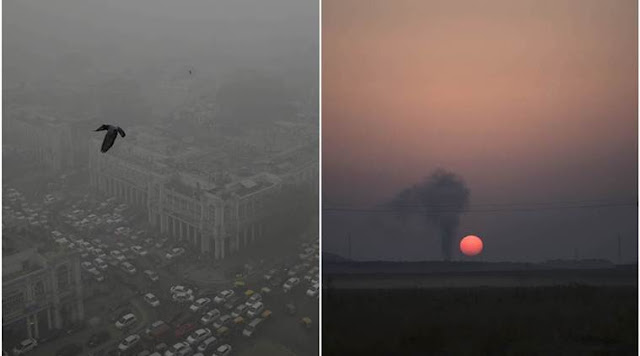 Severe and unprecedented levels of toxic air in Delhi too high to be measured  Delhi-mosul-759