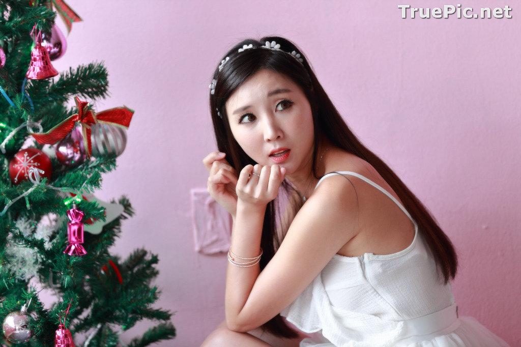 Image Korean Model - Lee Yoo Eun - Studio Photo Collection - TruePic.net - Picture-4