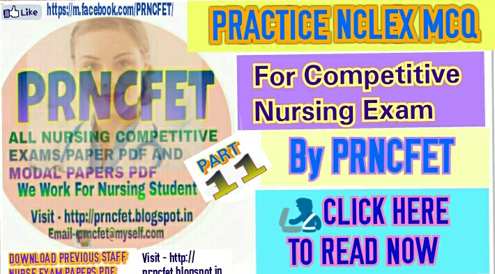 DOWNLOAD PREVIOUS STAFF NURSE EXAM PAPERS PDF AND MODAL PAPERS ...