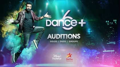 Dance Plus 6 Audition, Registration Process,  and Release Date