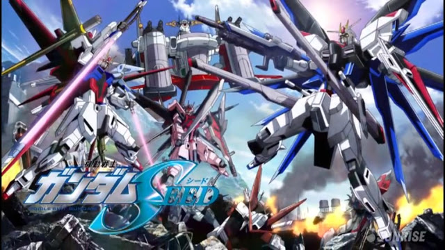 Mobile Suit Gundam Seed Remaster Subtitle Indonesia