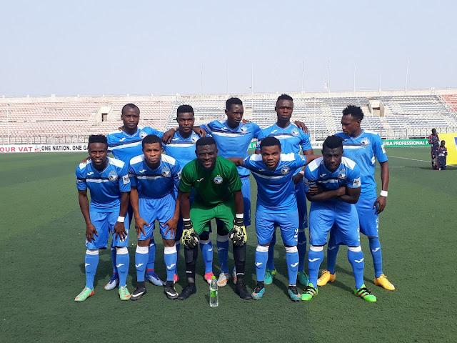 NPFL Super Six Enyimba vs Plateau United