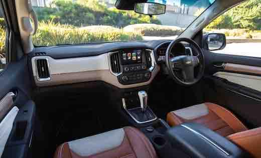 2020 Chevy Blazer Concept