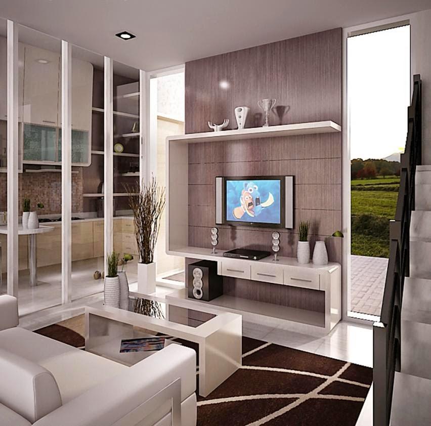 Desain Properti Ruang Tamu Kecil Terbaru 2014 | Desain ...