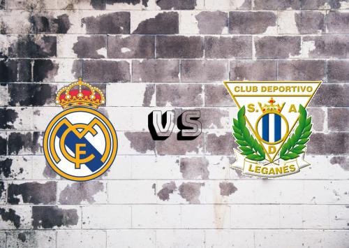 Real Madrid vs CD Leganés  Resumen y Partido Completo