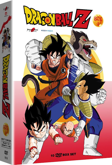 Dragon Ball Z Volume 1