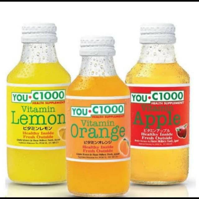 You C-1000 Vitamin C