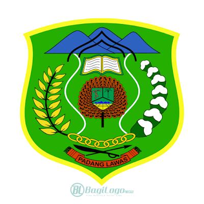 Kabupaten Padang Lawas Logo Vector