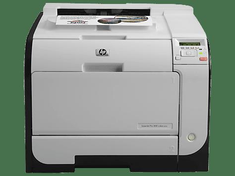 HP LaserJet Pro 400 color Printer M451 Drivers