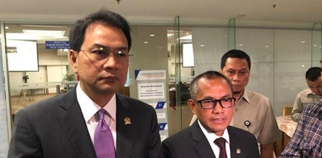 Demokrat Walk Out Saat RUU Ciptaker Disahkan, Azis Syamsuddin: Kami Hormati