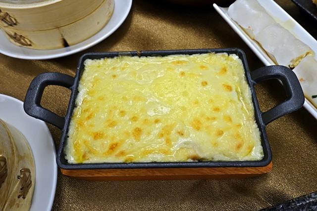 奶油焗白菜
