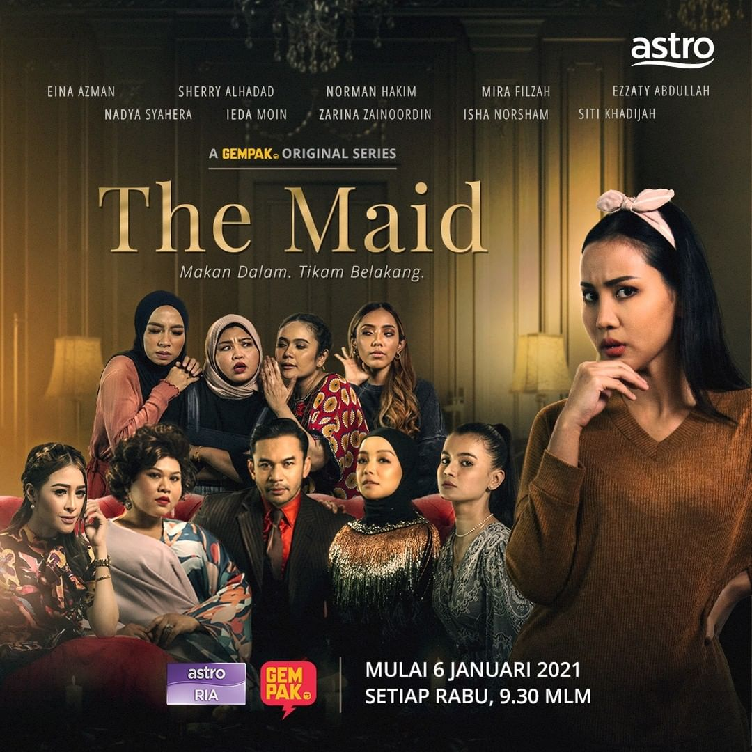 The Maid (2021)
