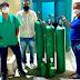 Covid-19: Prefeitura de Areia Branca adquire cinco cilindros de oxigênio e Governo do RN envia mais um para abastecer o hospital