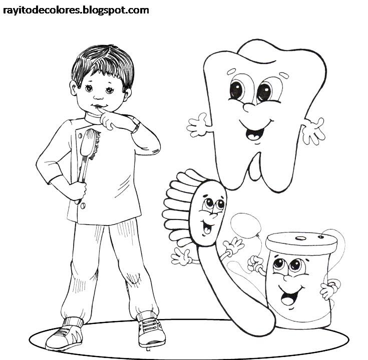 Higiene de los dientes