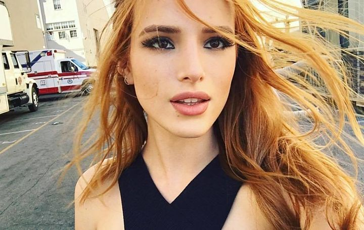 fotos bella thorne hacker