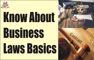 Know About Business Laws Basics