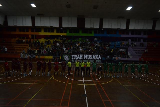 SMK Muhammadiyah 1 Klaten Jawara Futsal Dandim Cup IV TA 2019