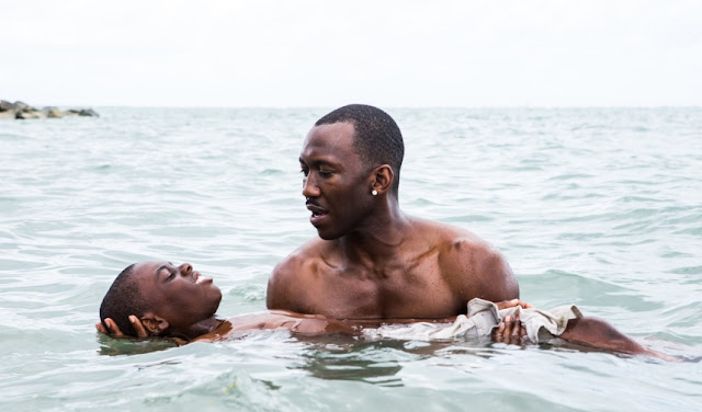 Moonlight, Movie Still, Barry Jenkins, drowning scene, Little, Mahershala Ali