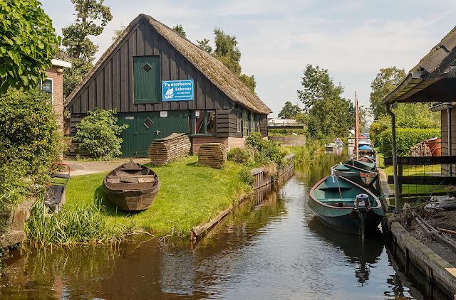 Giethoorn Netherland – The Little Venice