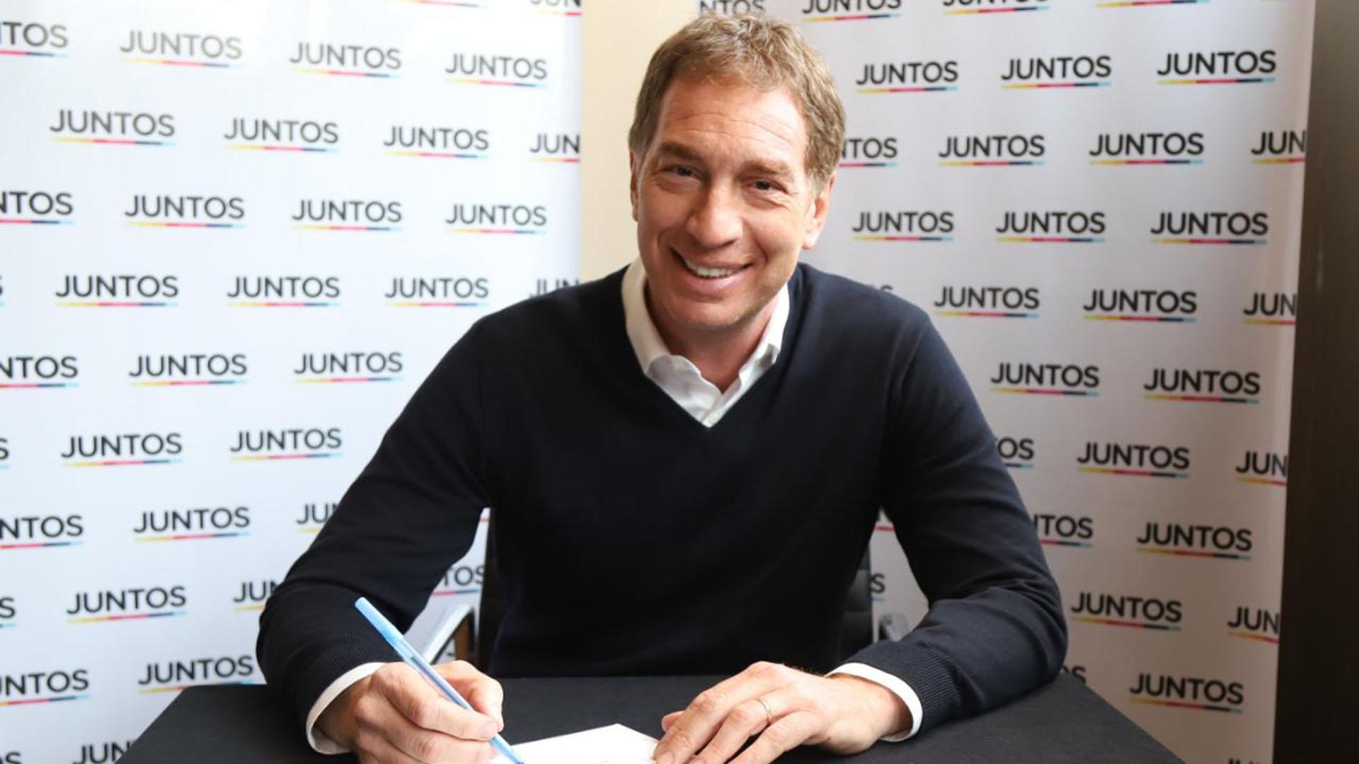 Encabezada por Diego Santilli, Juntos confirmó su lista de candidatos en la Provincia de Buenos Aires