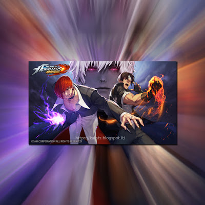 Il gioco mobile per The King Of Fighters: Destiny