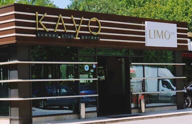 Pareri Limo Kayo restaurant meniu italian in Parcul Herastrau