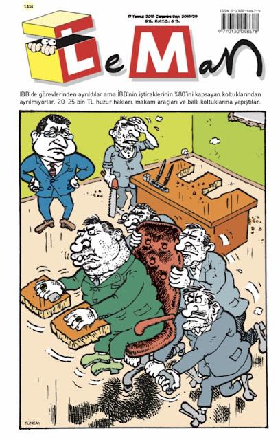 LeMan Dergisi | 17 Temmuz 2019 Kapağı