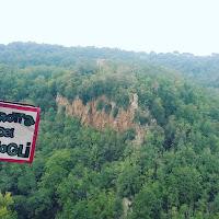 trekking tuscia
