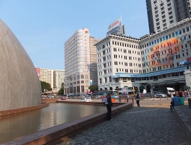 Salisbury and The Peninsula Hotel Hong Kong