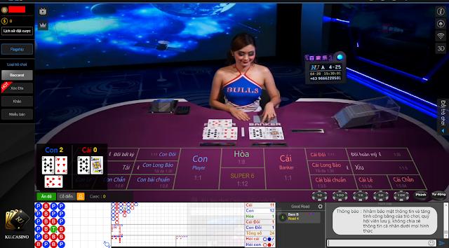 hướng dẫn chơi casino trực tuyến hiện quả