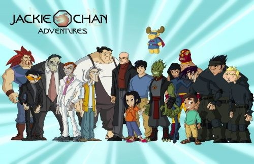 Jackie Chan Adventures Season 01 | Tamil All Episodes Download | The Twelve Talismans in Tamil