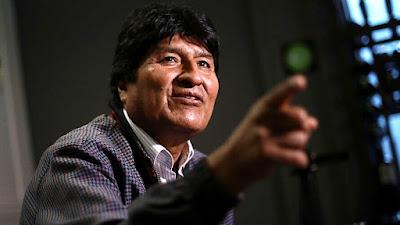 """Bolivia: Gobierno acusa a Evo Morales de """"hacer terrorismo"""""""