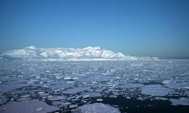Ρεκόρ θερμοκρασίας στην Ανταρκτική στους 20 βαθμούς Κελσίου
